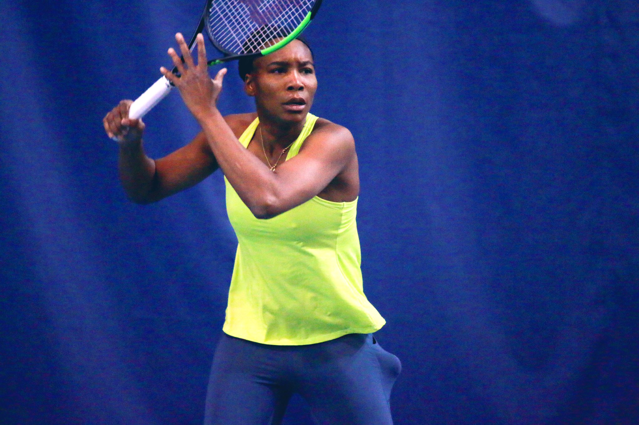 is venus williams vegan