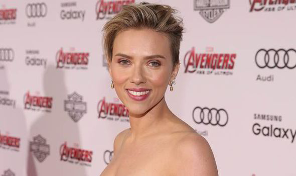 is scarlett johanasson vegan