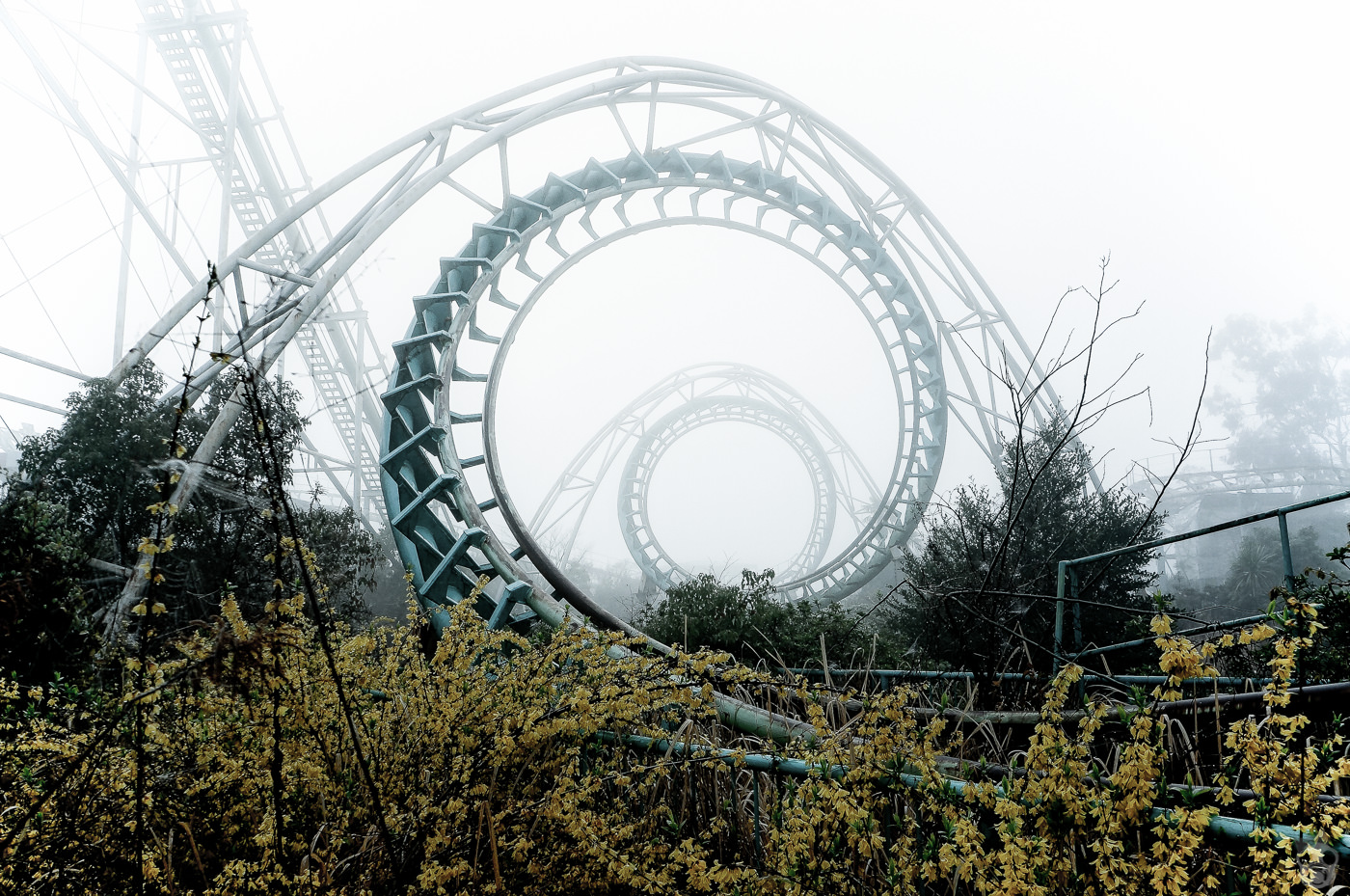creepy abandoned theme parks 2020