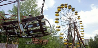 scary abandoned theme parks