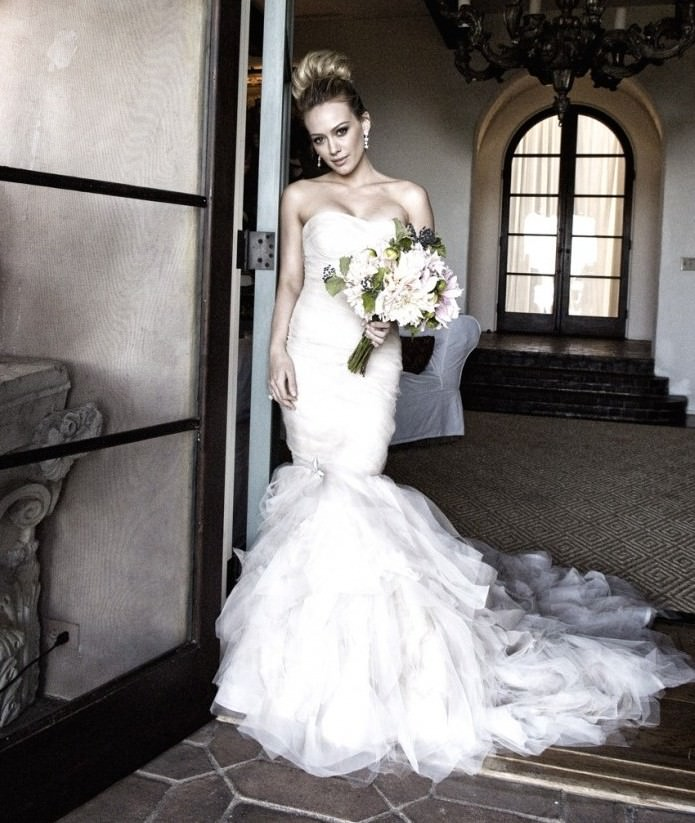 Horrible Wedding Dresses: The Best (and Worst) Celebrity Wedding Dresses Of All Time