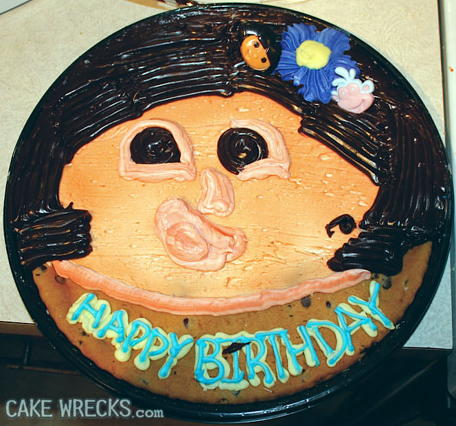 Cake Wrecks 12 Times Good Decorations Went Bad 4 Will