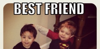 The Hilarious Differences Between Friends And Best Friends