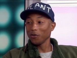 Pharrell Williams Has Priceless Reaction To University Student's Music