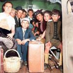These Colourised Photos Of World War II Refugees Have Never Been More Important