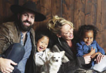 celebrity with adopted children