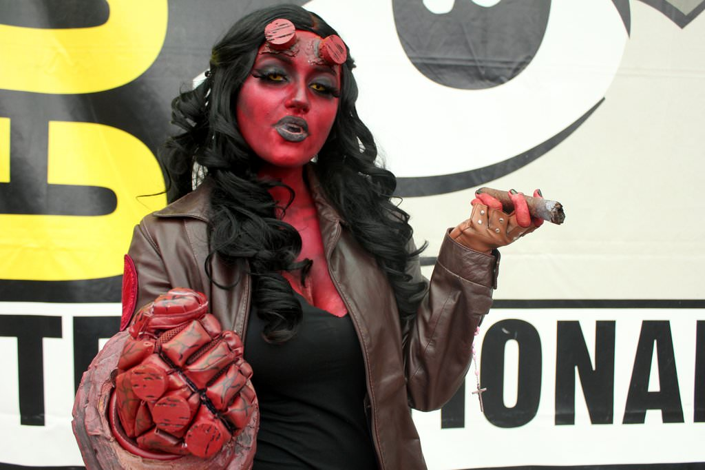 hellboy cosplay costume 2020