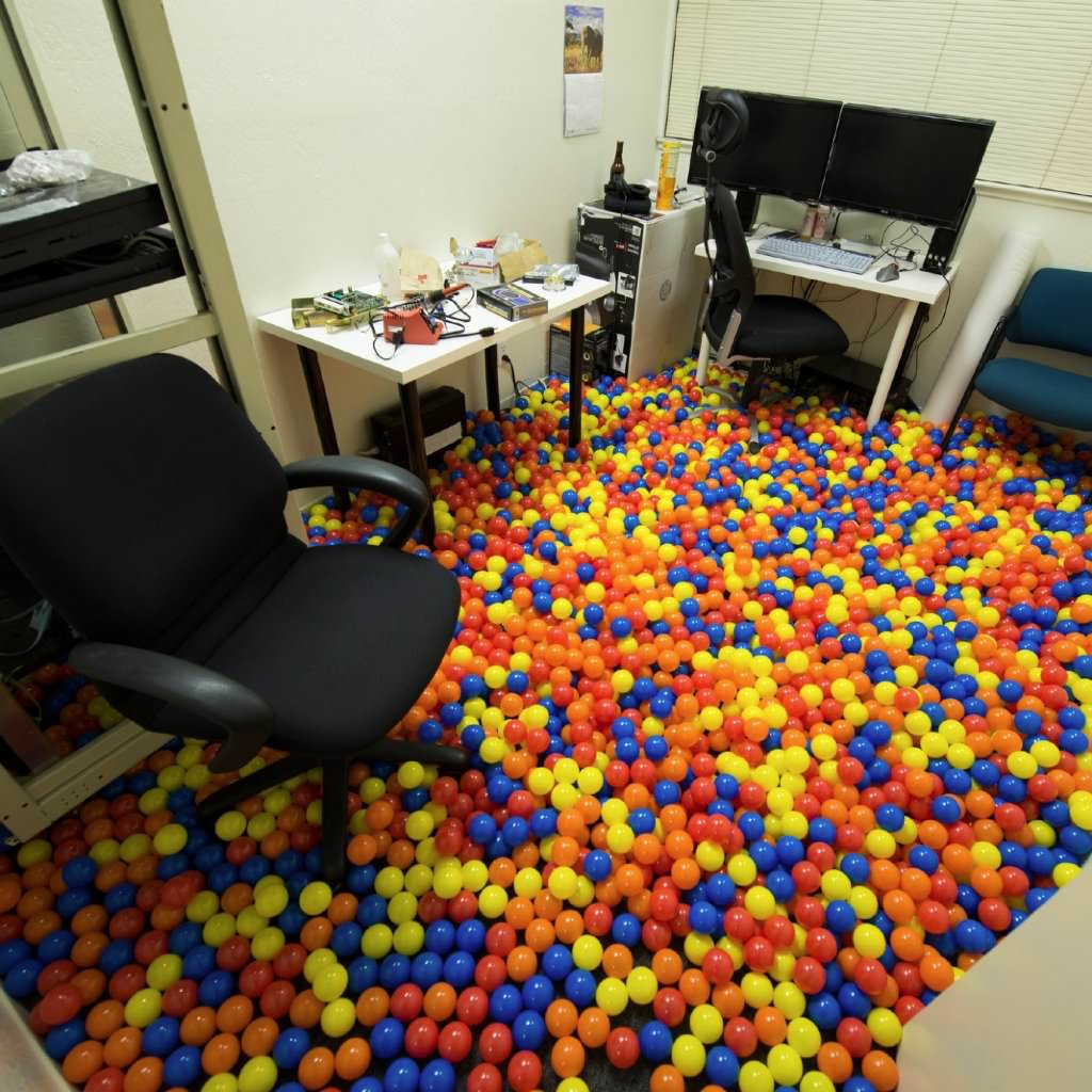 These Photos Of Office Pranks Have To Be Seen To Be Believed