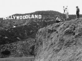 hollywood sign 2020