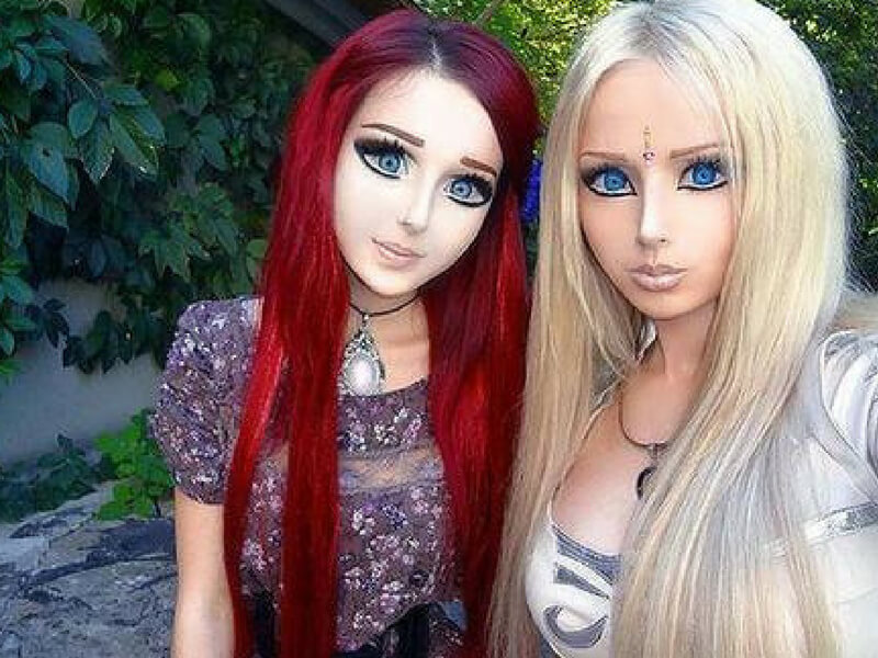 real life human barbie